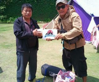 2015 05 01 tents for Nepal 10
